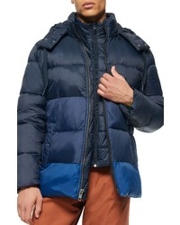 Marc New York Dovers Water Resistant Quilted Coat