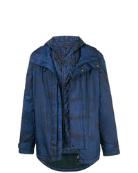 Z Zegna Dyed 3 In 1 Jacket