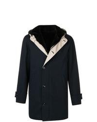 Kiton Fur Lined Coat