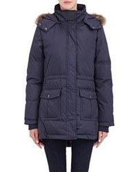 Barneys New York Fur Trimmed Jinny Parka
