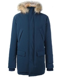 Gravity parka coat medium 846254