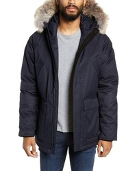 NOBIS Heritage Down Parka With Genuine Coyote