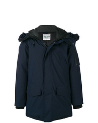 Kenzo Hooded Padded Coat