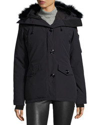 Canada Goose Montebello Parka With Fur Hood