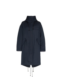 Calvin Klein 205W39nyc Over Sized Parka Coat