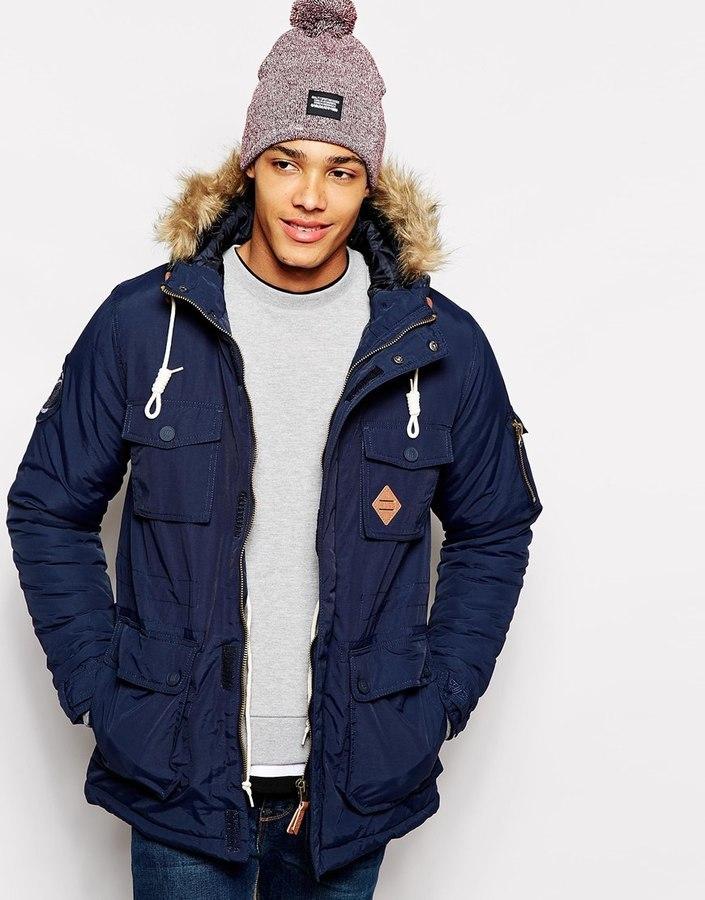Where to buy anorak jacket