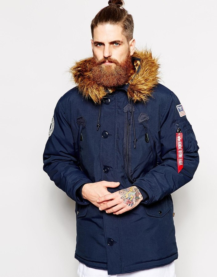 Alpha Industries Polar Parka | Where to buy & how to wear