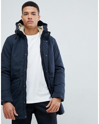 Jack & Jones Premium Parka With Borg Hood