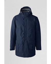 Lands' End Tall Waterproof Squall Parka