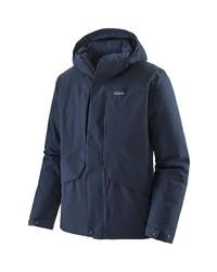 Patagonia Tre 3 In 1 Waterproof 700 Fill Down Jacket