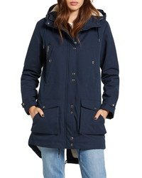 Volcom Walk On By 5k Hooded Parka With Faux