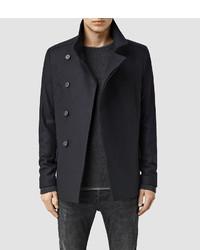 AllSaints Wade Pea Coat