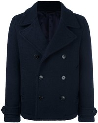 Dondup Double Breasted Peacoat