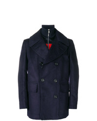 Alexander McQueen Double Breasted Peacoat