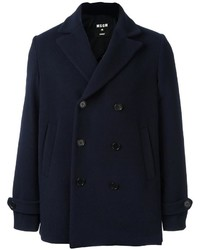 Double breasted peacoat medium 846294