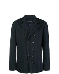 John Varvatos Double Breasted Shirt Jacket