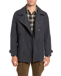 Frye James Oilcloth Cotton Coat