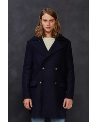 Shades of Grey by Micah Cohen Officers Coat