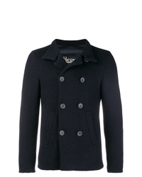 Herno Padded Cropped Peacoat