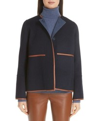 Lafayette 148 New York Rayen Reversible Jacket