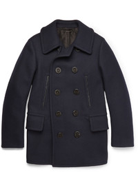 Tom Ford Slim Fit Wool Blend Peacoat