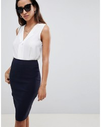 ASOS DESIGN High Waisted Pencil Skirt