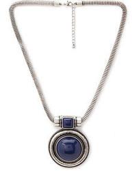Forever 21 Tribal Inspired Pendant Necklace