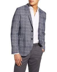 1901 Extra Slim Fit Check Sport Coat