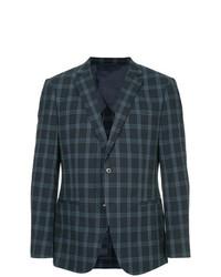 D'urban Checked Suit Blazer