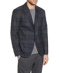 Selected Homme Hove Slim Fit Plaid Blazer