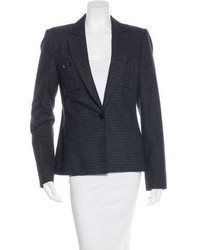Jason Wu Wool Plaid Blazer