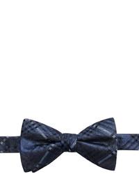 Ryan Seacrest Distinction Studio Plaid Pre Tied Silk Bow Tie Created For Macys