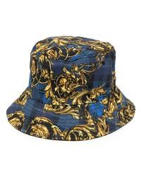 VERSACE JEANS COUTURE Baroque Print Bucket Hat