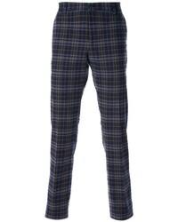 Etro Checked Trouser
