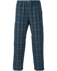 Paul Smith Check Loose Fit Trousers