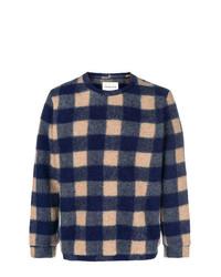 Corelate Plaid Knit Sweater