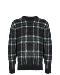 Loveless Plaid Sweater