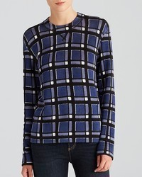 Marc by Marc Jacobs Sweater Toto Plaid
