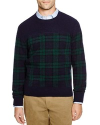 Brooks Brothers Wool Blackwatch Sweater