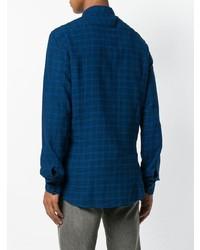 Dondup Classic Plaid Shirt