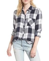 Plaid shirt medium 8752413