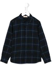 Amelia Milano Morgan Tartan Shirt