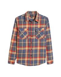 Brixton Bowery Button Up Shirt