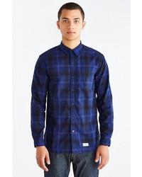 Walsh Cpo Plaid Button Down Shirt