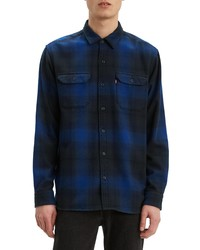 Levi's Jackson Regular Fit Worker Shirt