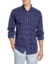 Southern Tide Mainmast Classic Fit Plaid Sport Shirt