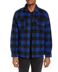 Levi's Plaid Fleece Shirt