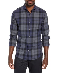 Bonobos Un Slim Fit Plaid Sport Shirt