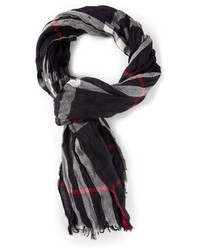 Burberry check scarf medium 99171