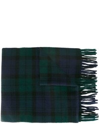 Polo Ralph Lauren Plaid Cashmere Scarf